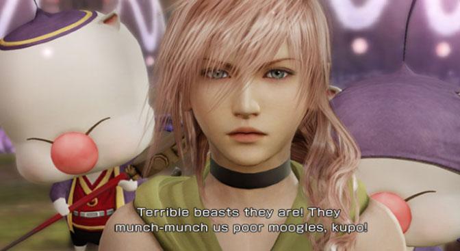 Final Fantasy: A Different Take