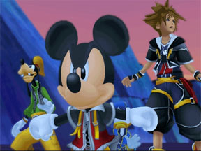Mickey's Return