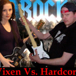 Rock Battle: Hardcore Vs. Vixen