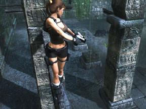 Lara Is Back