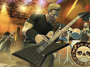 Metallica Rocks Guitar Hero