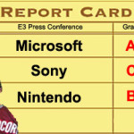 The Big Three: Grades At E3