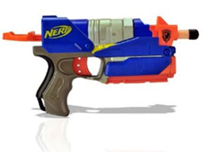 Getting Nerf On You