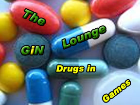 Drug Usage In Games