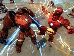 Iron Man Flies Again