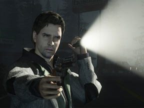 Alan Wake Is Eye Candy Vs. Substance