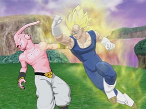 Fists Of Fury For DBZ Fans