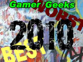 Five Best/Worst Of 2010