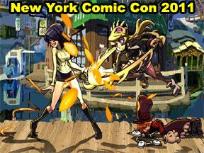 New York Comic Con Craziness