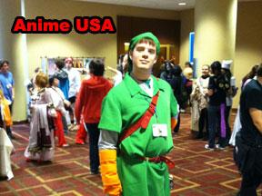 Colorful Chaos at Anime USA
