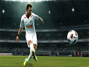 Pro Evolution Soccer Scores A Gooooooooal