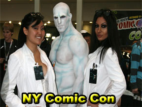 Gaming And Fun At New York Comic Con