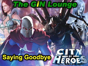 The End Of City of Heroes