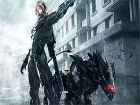 Metal Gear Action Meets Bayonetta Gameplay