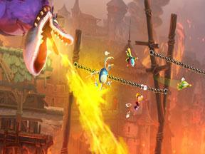 Rayman Challenges U!