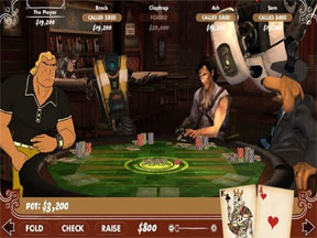 Poker? I Hardly Know Her!