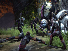 Playing With Elder Scrolls Online At E3
