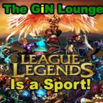League of Legends Gets Sports Status