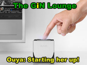 Taking Ouya For A Spin