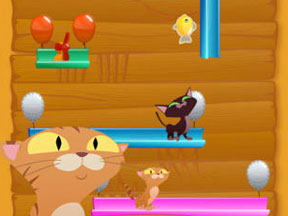 A Physics Game To Paw