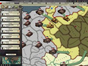 Hearts of Iron II Beta Battle