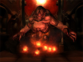 Doom 3 Resurrected