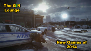 A scene from the reveal trailer of Tom Clancy's The Division, a modern-themed MMO coming out this year.