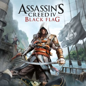 Assassin's Creed IV Black flag box art