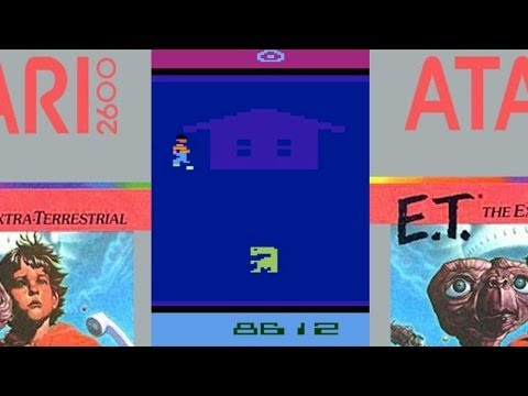 """Atari's """"E.T."""" Graveyard Found for 'The Worst Game Ever Made'"""