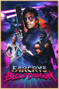 Far Cry 3 blood dragon box art