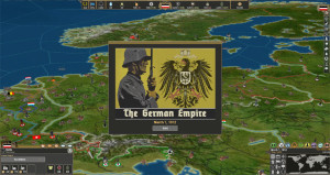 The early access preview allows you to play either Germany or France, countries with lots of resources but no want of potential enemies.