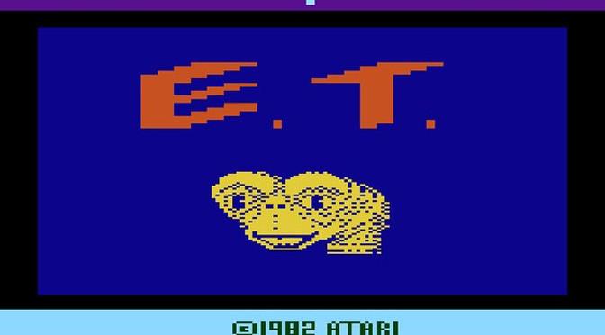 E.T. finally phones home