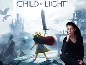 Chella believes that Child of Light can be enjoyed by both boys and girls.