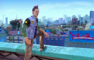 Sunset Overdrive is really looking promising.
