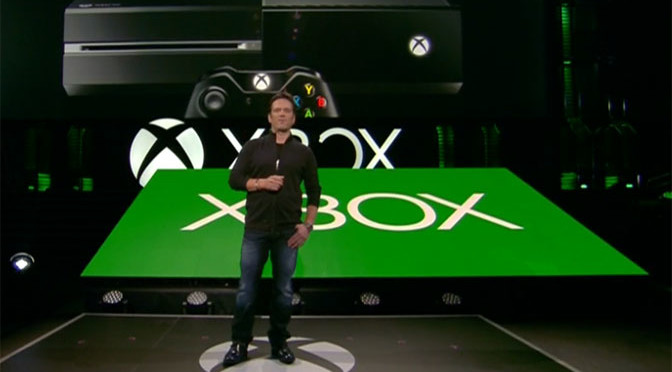 Head of Xbox Phil Spencer