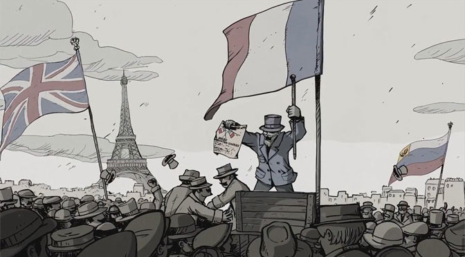 Valiant Hearts Is A Perfect Wartime Adventure