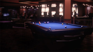 Unlike some dryer simulations, Pure Pool features all the background noise and scenery to build a real bar-like atmosphere.