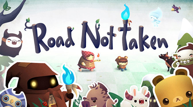 RoadNotTakenFEATURE