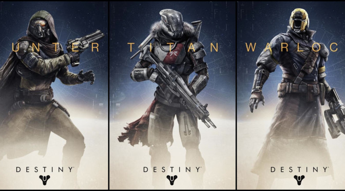 Video Game Tuesday: Giving up on Destiny