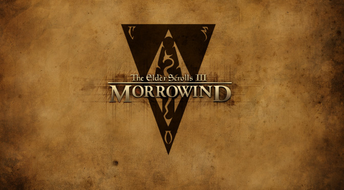 Retro Game Friday: The Elder Scrolls III Morrowind