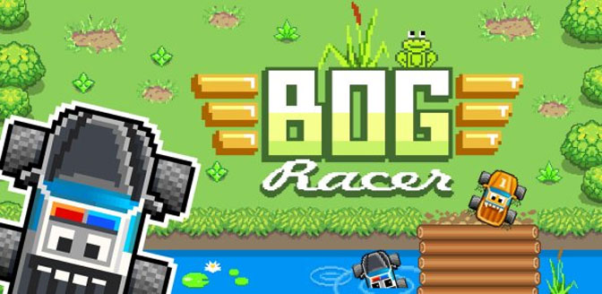 Bog Racer Zooms In On Classic 80's Arcade Nostalgia