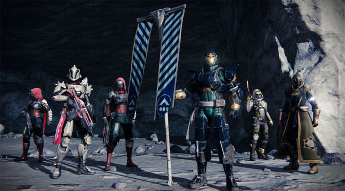 Destiny Seamlessly Marries Console First Person Shooters with MMOs