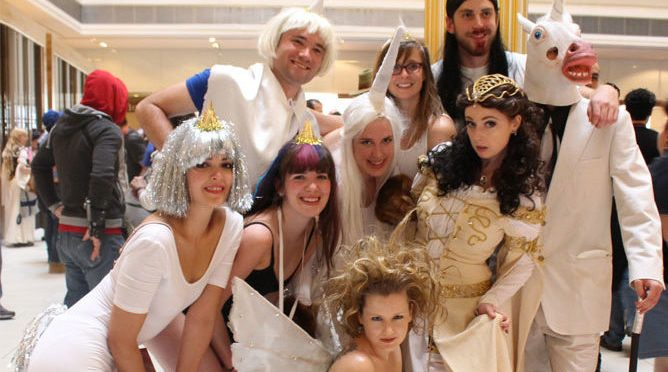 DragonCon 2014's Amazing Costume Parade