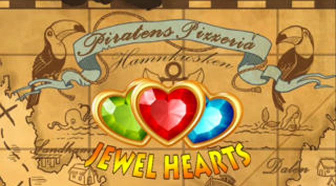Jewel Hearts: A Not So Rough Diamond
