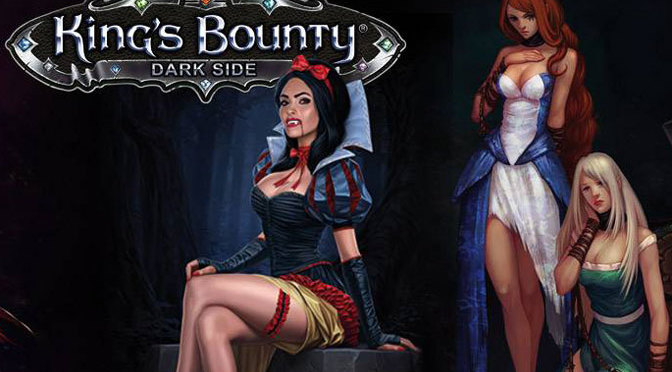 Ruling the World in King's Bounty: Dark Side
