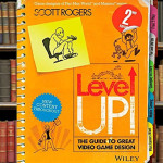 Making Games With Level Up – The Guide to Great Video Game Design