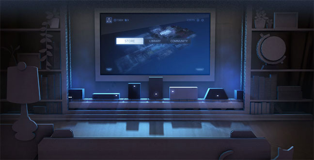 What magic will these new Steamboxes bring to our living rooms?