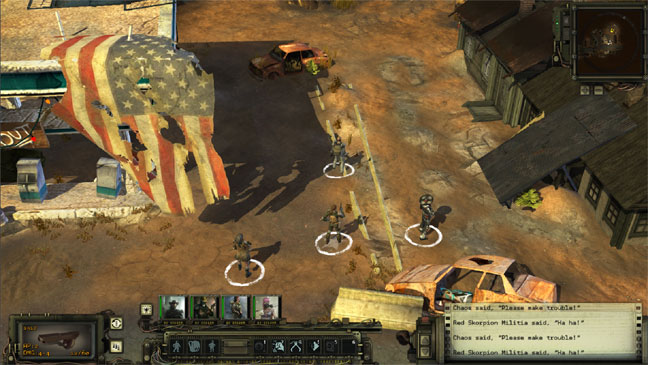 I love the smell of Wasteland (or Wasteland 2) in the morning. It smells like victory!
