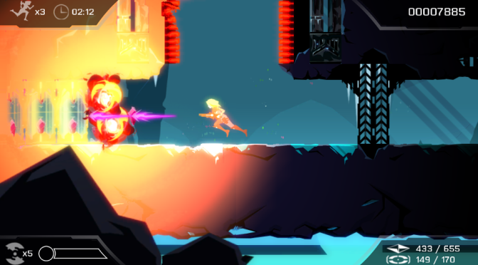 Video Game Tuesday: Velocity 2X