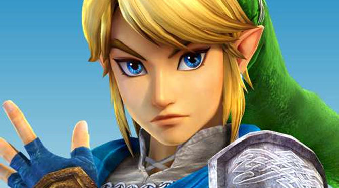 Suiting up for Battle With Hyrule Warriors